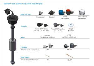 sensor de nivel